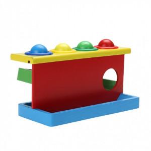 Joc educativ din lemn pentru copii