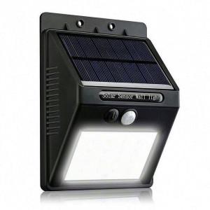 Lampa cu incarcare solara 20 LED-uri