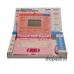 Laptop educativ pentru copii cu 65 de functii   Machine D'apprendre
