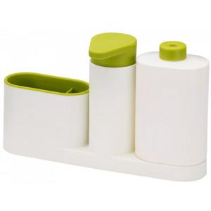 Organizator bucatarie 3 in 1 | Dispenser Sapun lichid