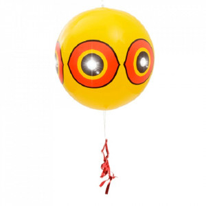 Sperietoare pasari tip balon 40 cm, anti grauri,anti ciori,anti porumbei,anti vrabii