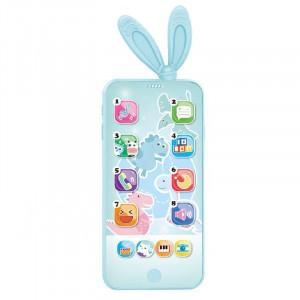 Telefon de jucarie interactiv pentru bebelusi | Primul meu smartphone