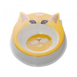 Castron din plastic pentru pisici diverse modele