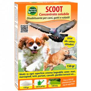 Praf solubil anti pasari, caini si pisici Scoot Rep01 Mondo Verde