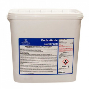 Rodexion Pasta Raticida 5kg.
