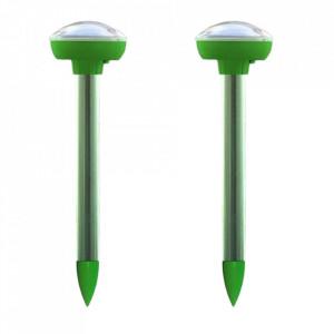 2 x Aparat anti cartite cu alimentare solara Isotronic 70010 US5