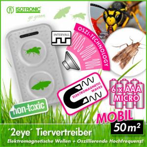 Aparat anti insecte zburatoare Isotronic 92420