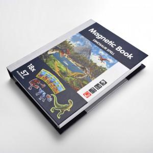 magnetic book dinosaur spell