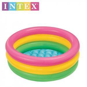 Piscina gonflabila pentru copii Intex 57107NP 61x22cm