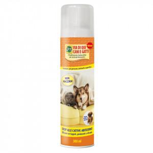 Spray pentru caini si pisici, Mondo Verde REP33