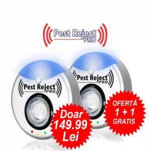 0ferta Pest Repeller - 1 + 1 Gratis Pest Reject Pro anti rozatoare si insecte