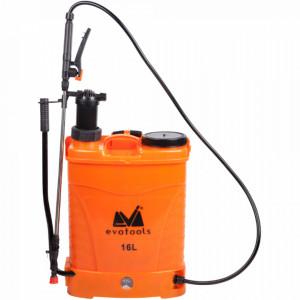 Pompa de stropit cu acumulator Evotools 677760, capacitate 16 Litri