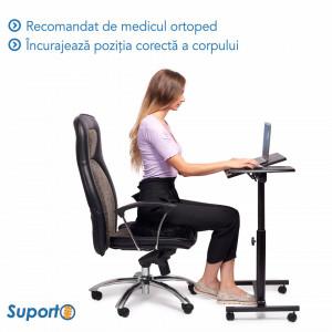 Set Perna Ortopedica Sezut Suporto-PSENE00 si Perna ortopedica lombara Suporto-PL2N000