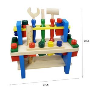 joc educativ din lemn