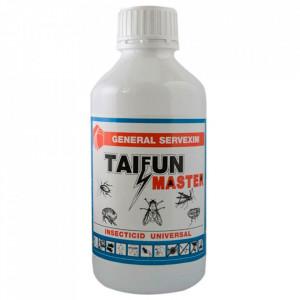Solutie anti insecte - insecticid universal pentru uz casnic si uz industrial Taifun Master 1L