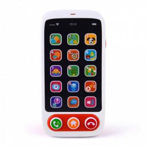Telefon de jucarie interactiv pentru copii | Huanger Phone Touch