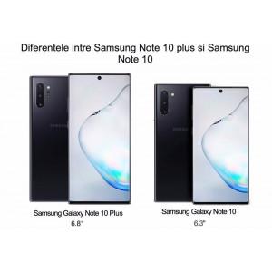Husa fexibila din silicon pentru Samsung Note 10