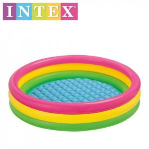 Piscina gonflabila pentru copii Intex 57412NP 114x25cm