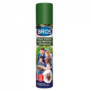 Spray impotriva capuselor pentru haine 90ml
