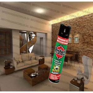Spray impotriva gandaci si furnici PROTECT