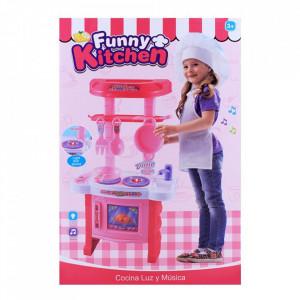 Set Bucatarie pentru copii | Funny Kitchen Set