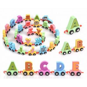 trenulet alfabet
