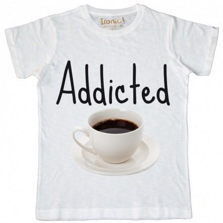 Maglia Uomo Addicted Coffee...