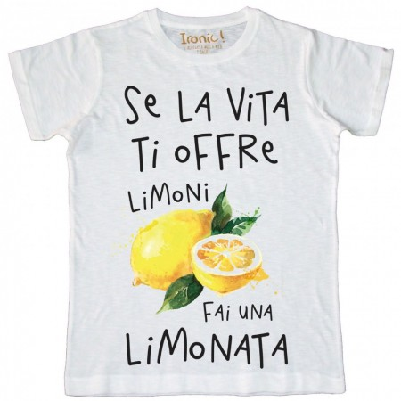 Maglia Uomo Limonata...