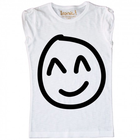 """Maglia Donna """"Smile"""""""