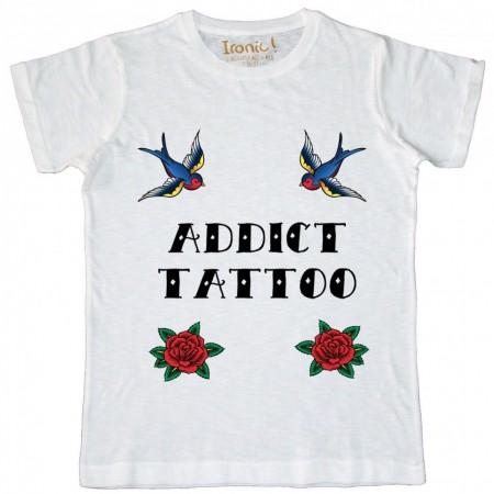 "Maglia Uomo ""Addict Tattoo"""