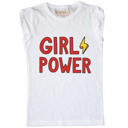 Maglia Donna Girl Power!