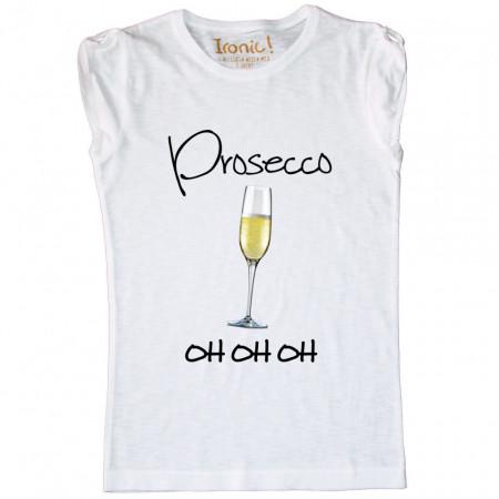 """Maglia Donna """"Prosecco oh oh oh"""""""