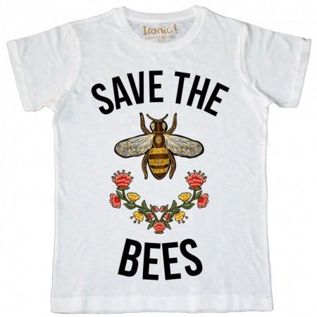 "Maglia Uomo ""Save the Bees"""