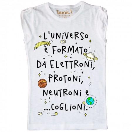 Maglia Donna L'Universo...