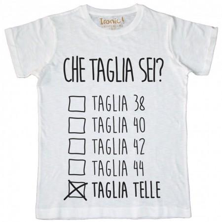 """Maglia Uomo """"Tagliatelle"""""""