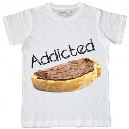 Maglia Bambino Addicted Chocolate