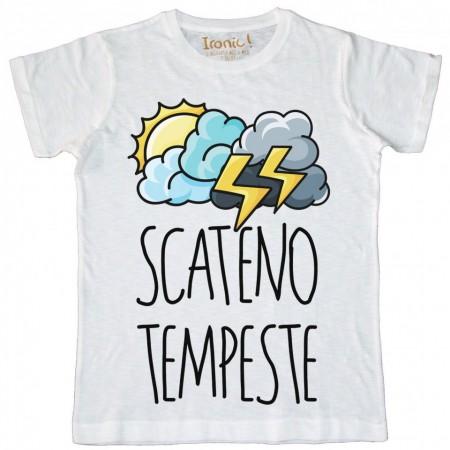 """Maglia Uomo """"Scateno Tempeste"""""""