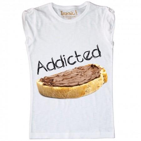 Maglia Bambina Addicted Chocolate