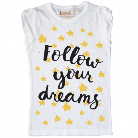 "Maglia Donna ""Follow your Dreams"""