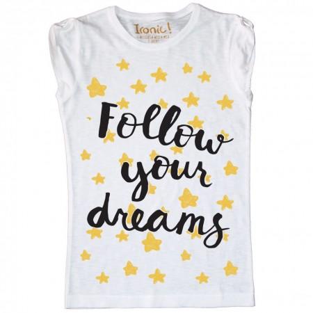 """Maglia Donna """"Follow your Dreams"""""""