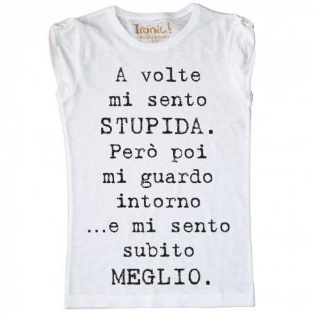 """Maglia Donna """"A Volte..."""""""
