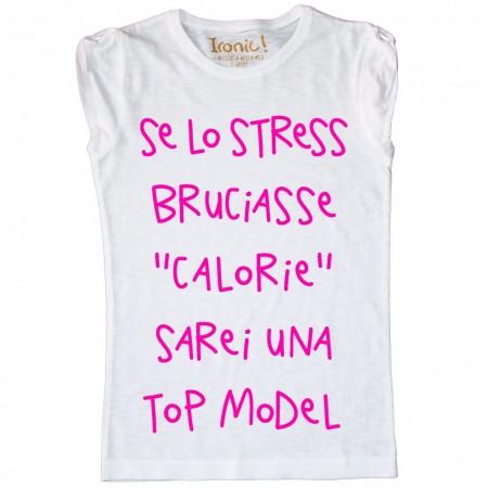 """Maglia Donna """"Top Model..."""""""