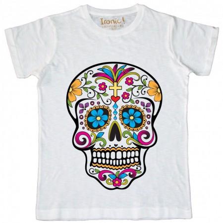 Maglia Uomo Skull Tattoo Mexican