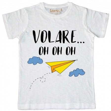 """Maglia Uomo """"Volare..."""""""