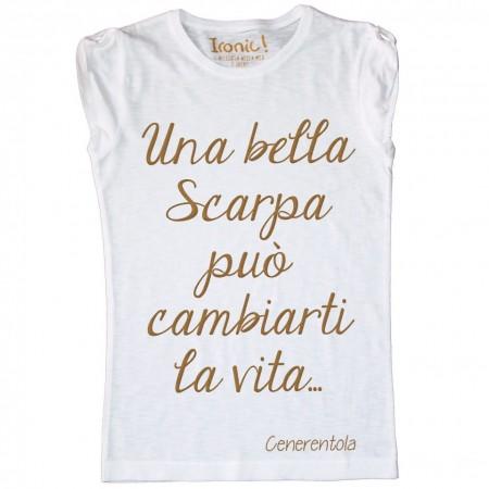 Maglia Donna Una bella Scarpa ...