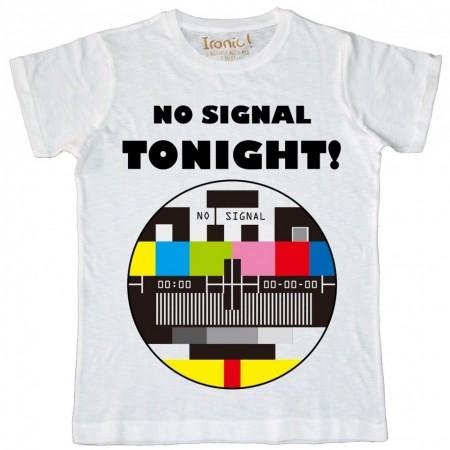 Maglia Uomo No Signal Tonight