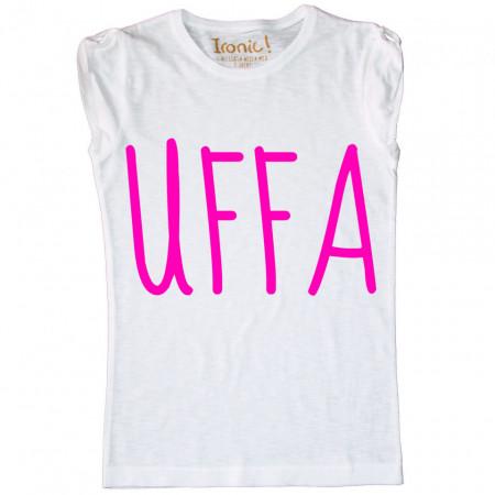 """Maglia Bambina """"UFFA"""""""