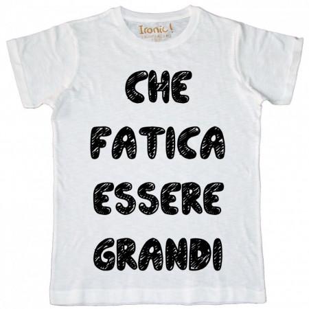 Maglia Bambino Che Fatica ...
