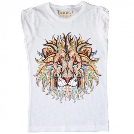 """Maglia Donna """"Ethnic Lion"""""""