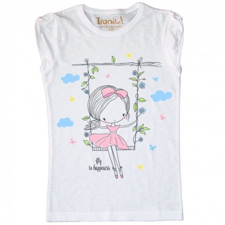 "Maglia Donna ""Fly to Happiness"""
